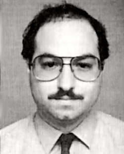 Jonathan Pollard (US Naval Intelligence ID photo)