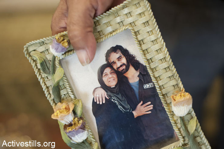 PHOTOS: Street exhibition confronts Israelis on Palestinian Prisoners' Day