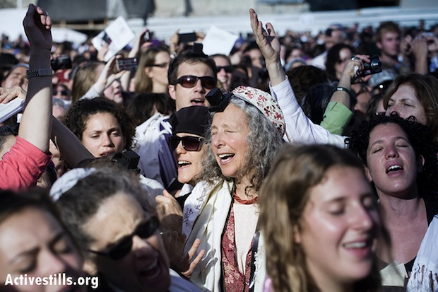 WATCH: Thousands of ultra-Orthodox protest women's prayer at Western Wall