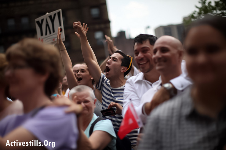 From price tag attacks to global gay pride: A week in photos - June 20-26