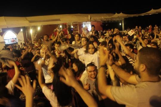 After 'Arab Idol' win, Gaza goes to sleep with hope