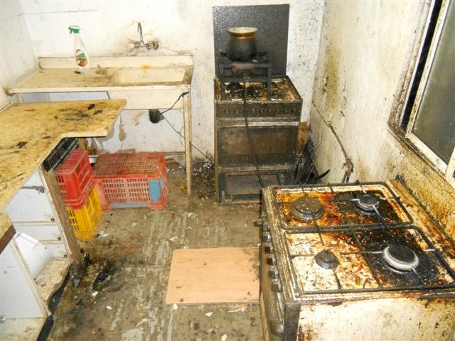 Improper residence: The squalid conditions of Israel's migrant workers