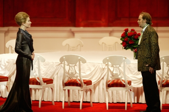 'Not born for happiness': Israel as a Russian opera