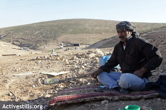 The historical truth about Bedouin expulsion from the Negev