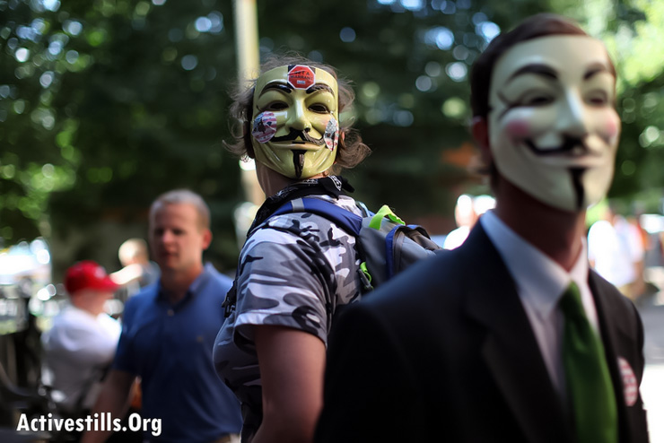 From settlement protests to settlement construction: A week in photos - July 4-10