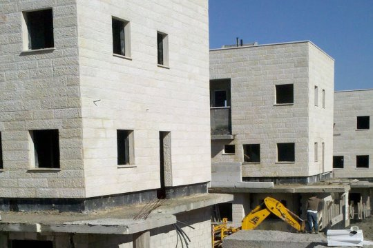 In the West Bank, a new settlement is born