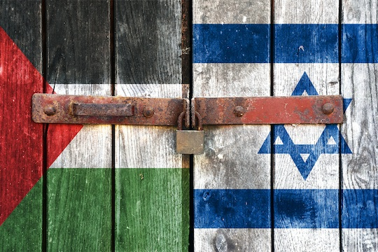 The only two-state solution that might work