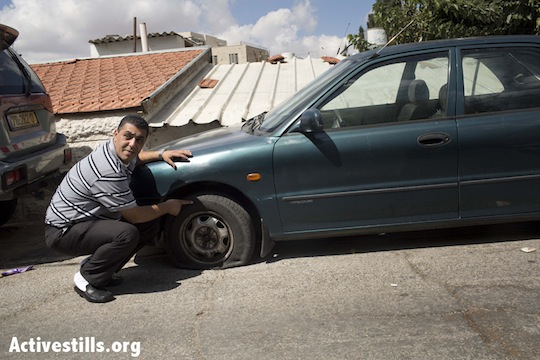 PHOTOS: 'Price tag' vandals hit East Jerusalem neighborhood