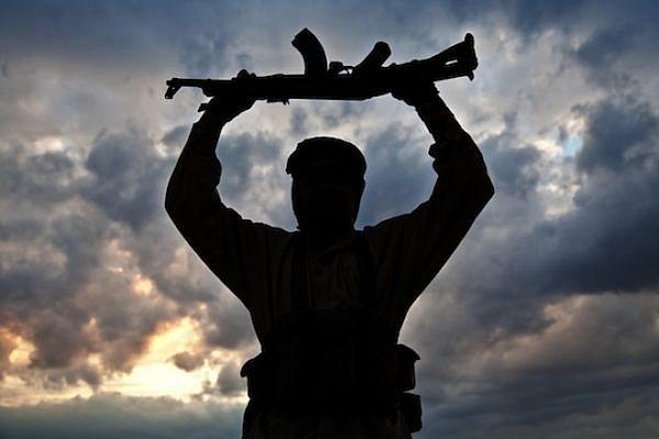 Illustrative photo of a militant (Photo: Shutterstock.com)