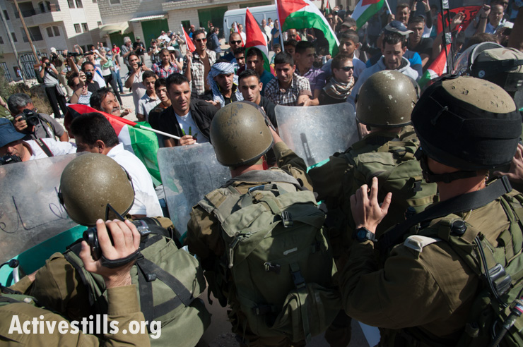 West Bank village marks 7 years of popular resistance
