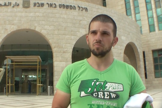 Meet the Israeli who vows to keep going to jail until Africans are released