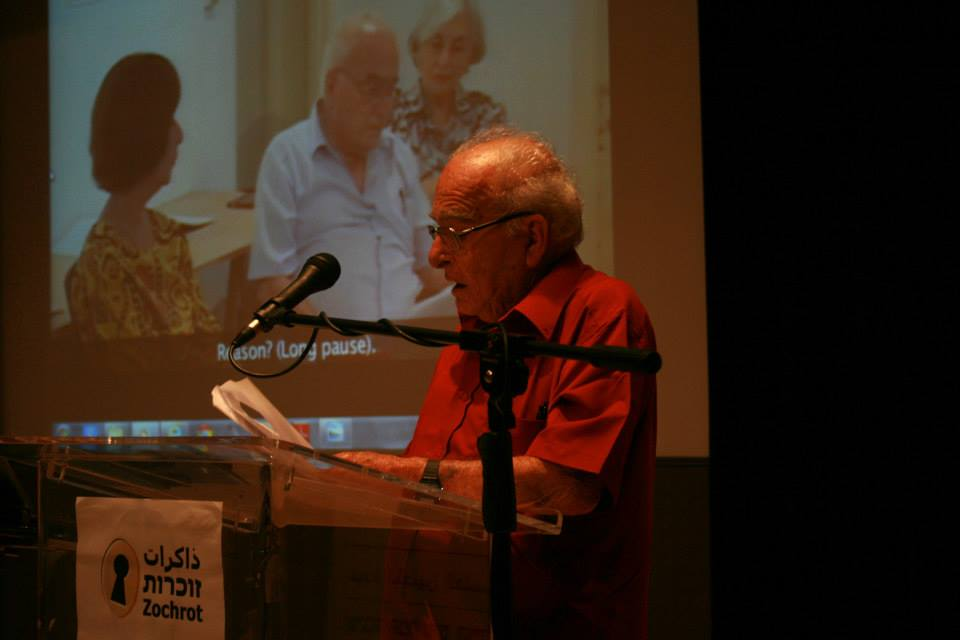 At annual conference, Palestinians and Israelis turn 'return' into reality