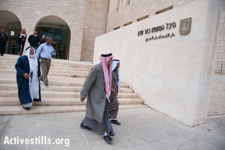 PHOTOS: Al Araqib celebrates return of jailed sheikh