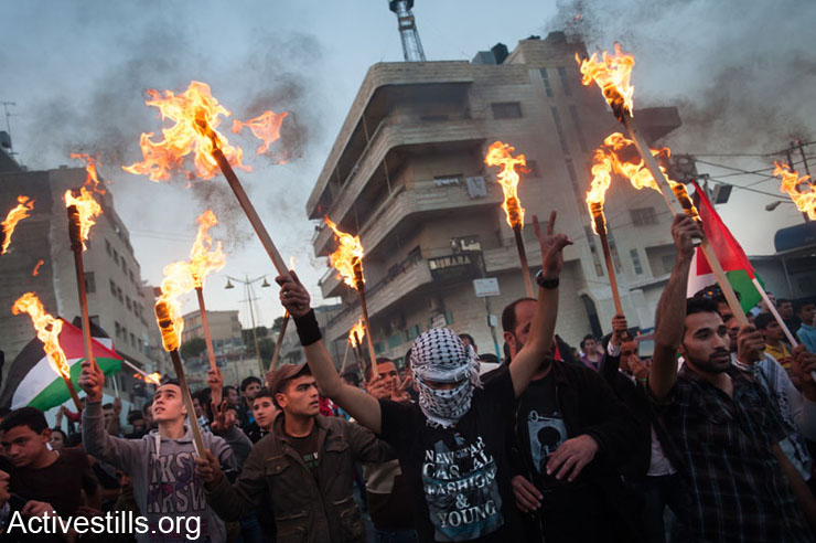 A year in photos: Palestine-Israel in 2013