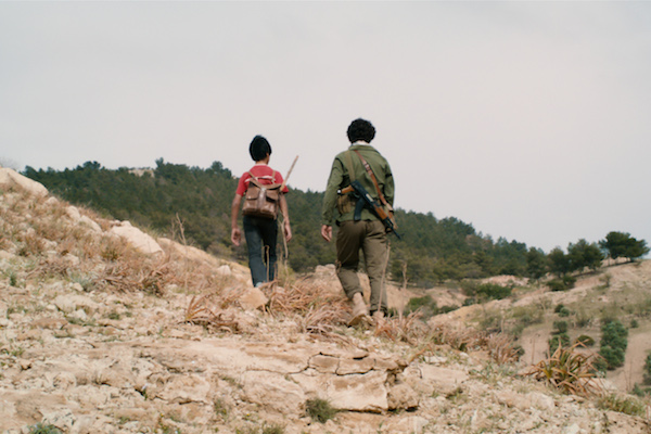 Why can't we walk back?: A conversation with Palestinian filmmaker Annemarie Jacir