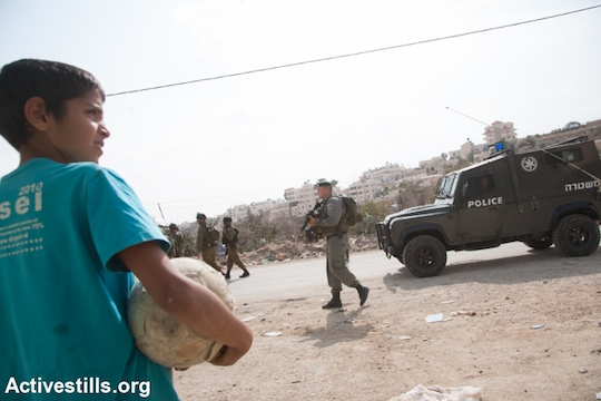 Assessing developments in Israel's juvenile military courts