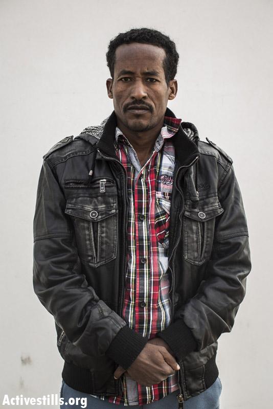 Yunas, from Ertirea, two years in Saharonim prison.