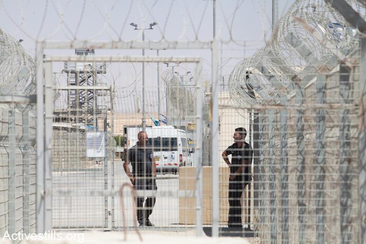 150 imprisoned African asylum seekers start hunger strike