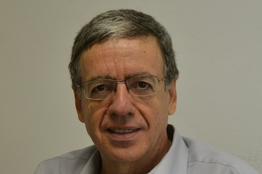 "Menachem ""Meni"" Mazuz, Israeli Supreme Court justice. (Photo: The Hebrew University of Jerusalem)"