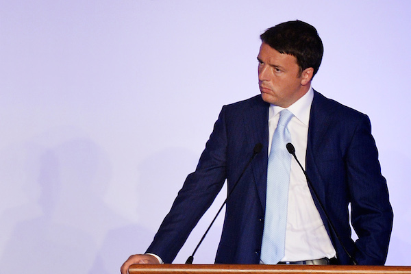 Italian Prime Minister and President of the Council of the European Union Matteo Renzi. (File photo by the EU)