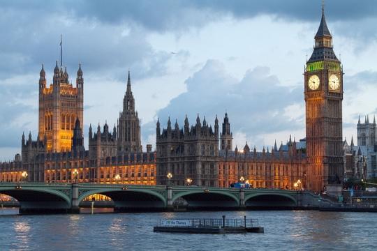 Houses of Parliament, London, UK (photo: Ramón Cutanda López / (CC BY 2.0)
