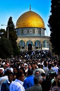 Eid al-Adha in Jerusalem (Photo by Asim Bharwani, CC)