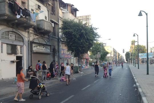 Yom Kippur in Jaffa (File photo by Yael Marom)