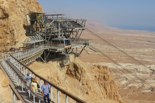 The Beaten Path: Looking the other way at Masada (part 10)