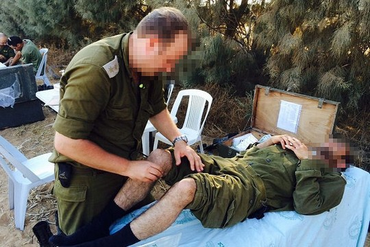 Illustrative photo of IDF medics. (photo: IDF CC BY-SA 2.0)