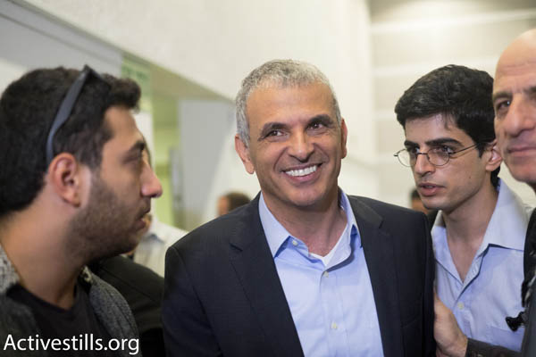 Moshe Kahlon. Looking out for Mizrahi interests isn't necessarily a partisan issue. (Photo by Activestills.org)