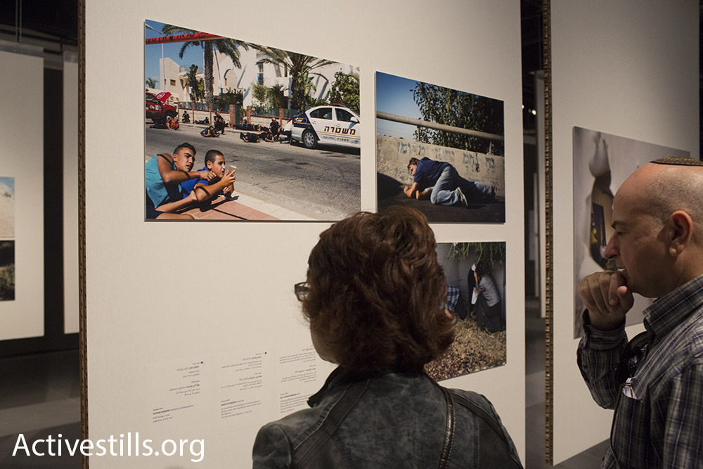"""The 2014 """"Local Testimony"""" competition. (Activestills.org)"""