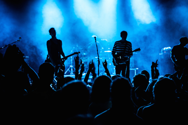 Illustrative photo of a concert (Photo by Shutterstock.com)