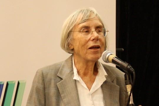 Former Supreme Court Justice Dalia Dorner (Levy Dudy CC BY-SA 3.0)