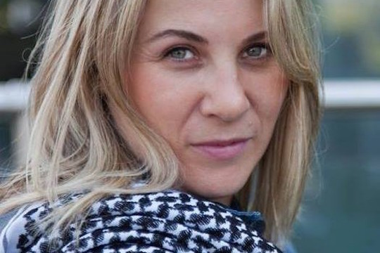 Ksneia Svetlova (Photo by Yasmin Yaira)