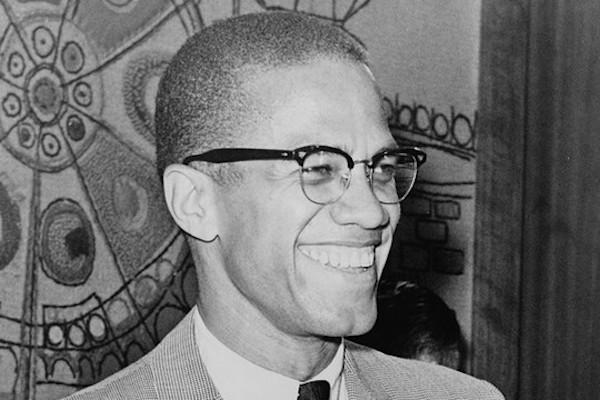 Malcolm X. (photo: Ed Ford, Library of Congress