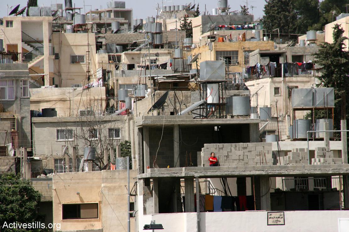 A view of Bethlehem. (Activestills.org)