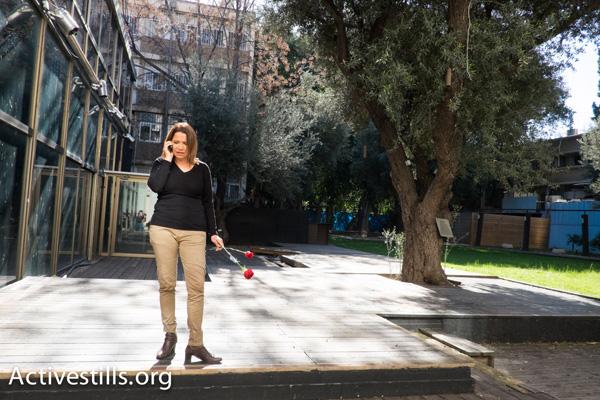Senior Labor MK Shelly Yachimovich (Photo by Yotam Ronen/Activestills.org)