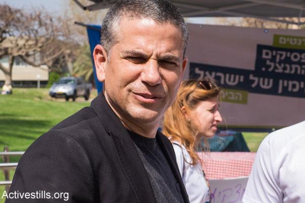 Jewish Home MK Yinon Magal. (Photo by Yotam Ronen/Activestills.org)