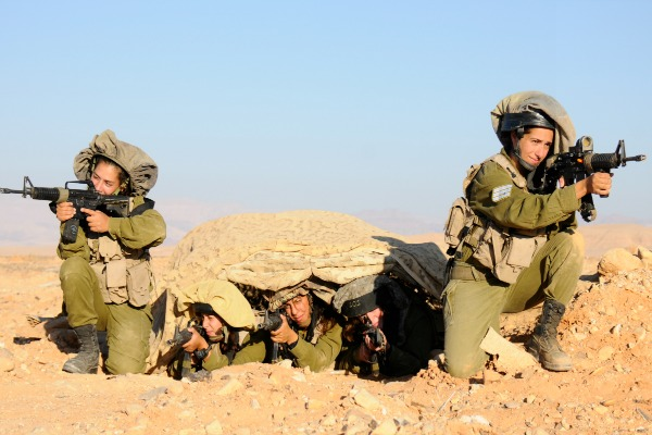 IDF soldiers (Photo: IDF Spokesperson)