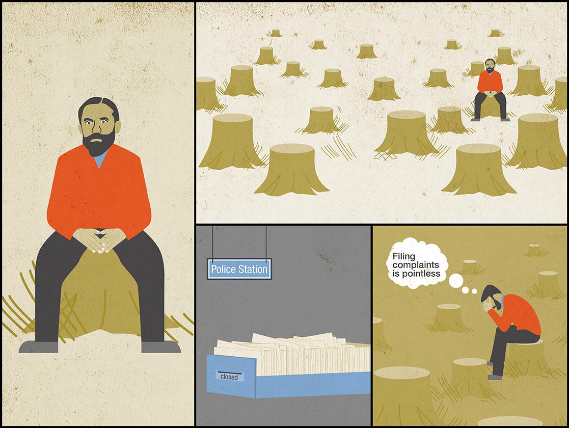 Yesh Din comic