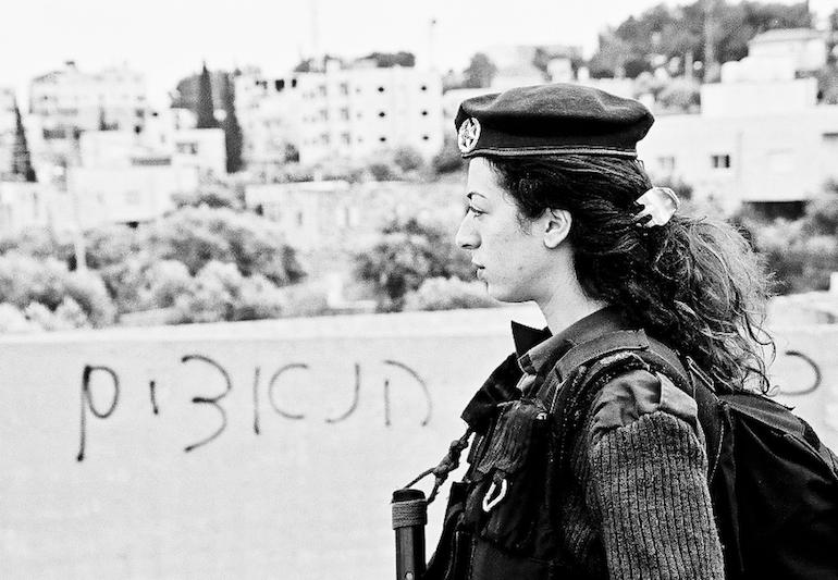 Abu Dis, Jerusalem, 2004. (photo: Mati Milstein)