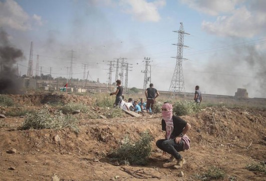 IDF kills 6 Gazans, wounds over 130 as violence spreads