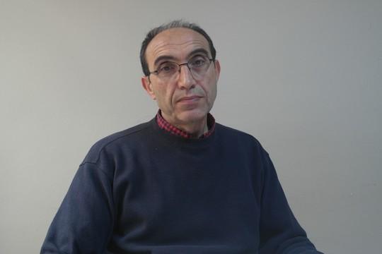 Günay Kubilay. (photo: Avi Blecherman)