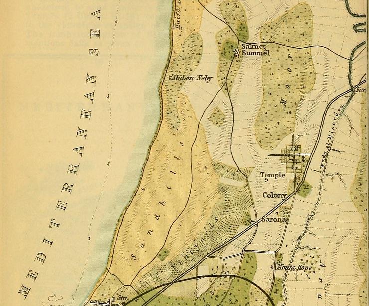 Palestine and Syria: handbook for travelers (1906)