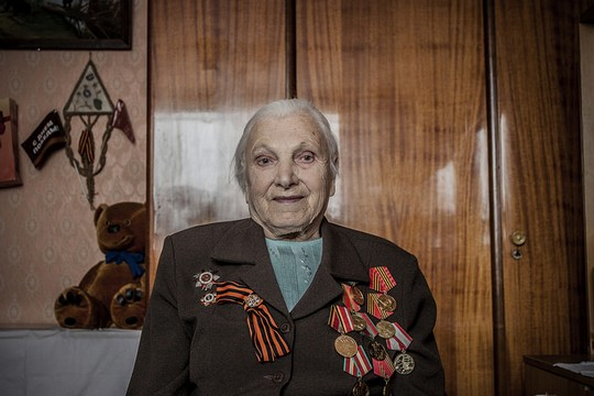 The rest of the year these veterans are silent, invisible. (Illustrative photo by Tatjana Aleksandrovna Veselova CC BY-NC-ND 2.0)