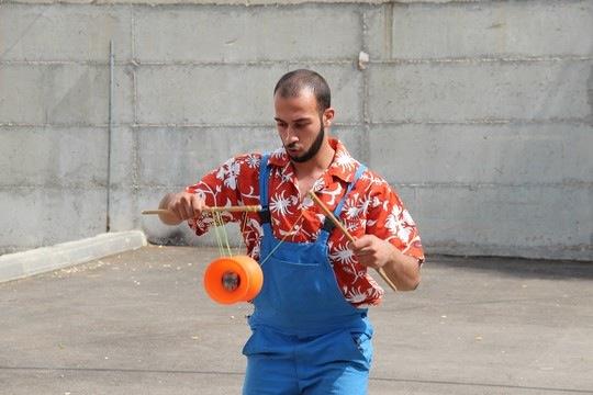 Mohammed Abu Sakha (photo: Courtesy of Addameer)