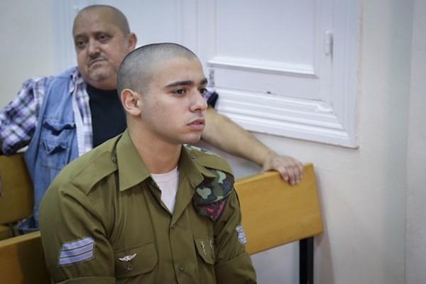 Will Dayan's testimony harm or help Elor Azaria? (Flash90)