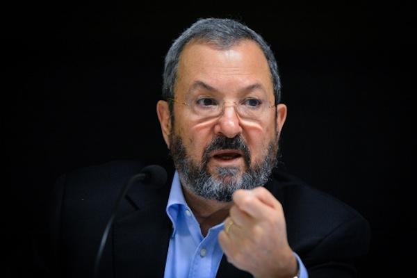 Ehud Barak. (Flash90)