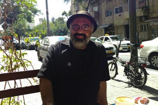 Iranian-German director Farschid Ali Zahedi.