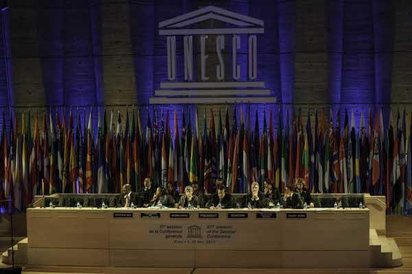 File photo of the UNESCO General Assembly (Cancillería Ecuador/CC)